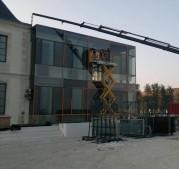 GrupoMastercold en Saint Pierre lès Nemours, sustituyendo la climatización de LACOME