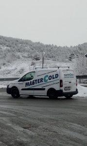 Grupo MasterCold llegamos a cualquier punto de Catalunya para dar servicio a nuestros clientes