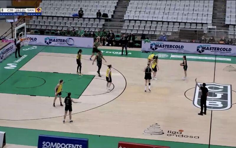 Grupo Mastercold ya luce en los partidos de la Liga ACB y Eurocup