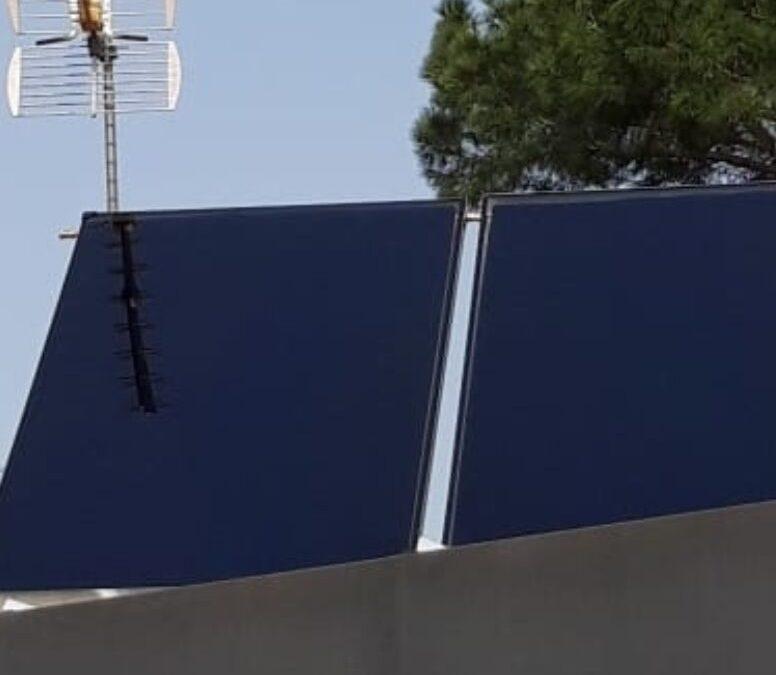 Grupo Mastercold Instalación Solar en vivienda, pide información en nuestro departamento técnico