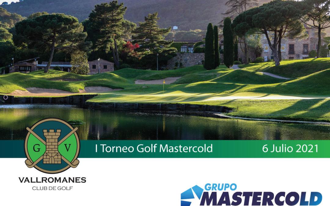 I Torneo de Golf MasterCold 2021