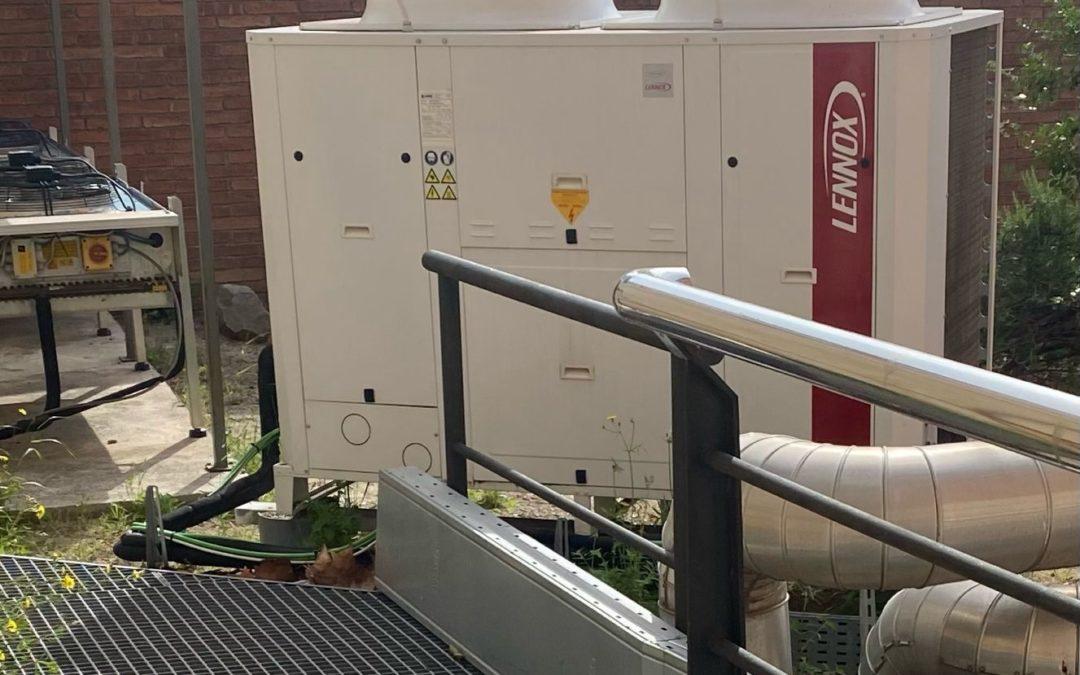 Grupo Mastercold especialistas en sistemas de climatización y Frío Industrial