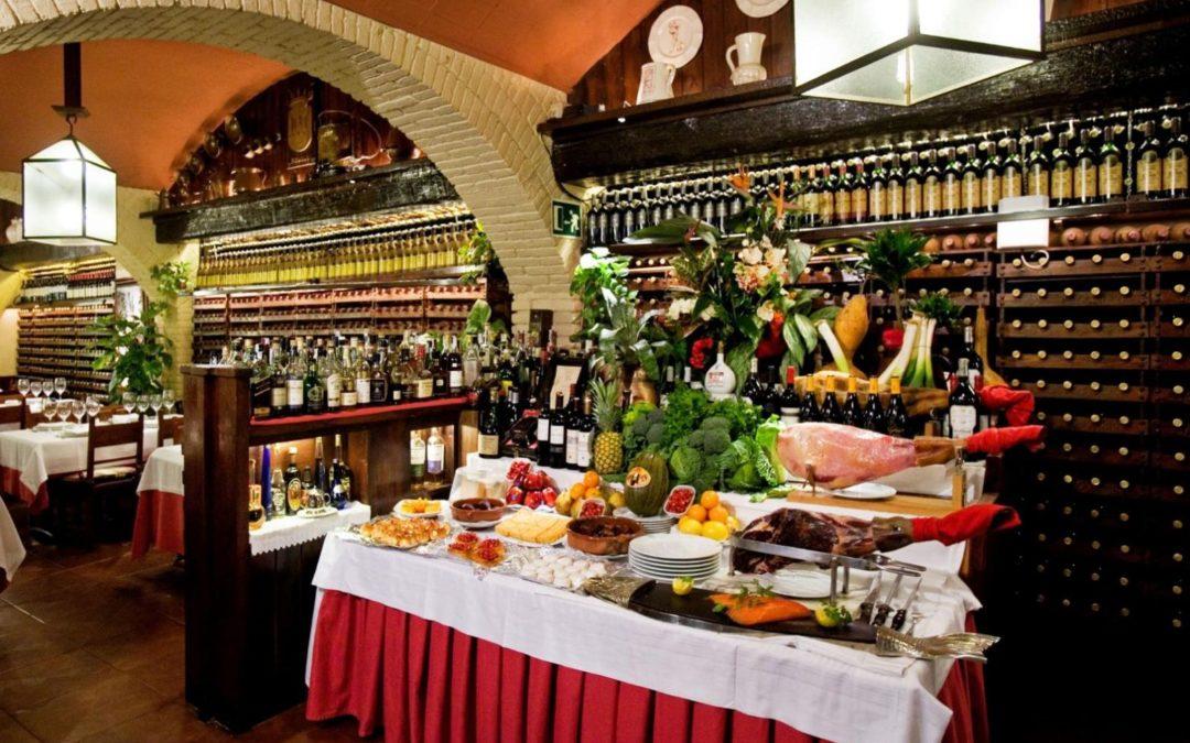 Restaurante Gorria uno de los mejores restaurantes de Barcelona confia sus instalaciones a Grupo Mastercold, durante mas de 30 años mantenemos la confianza mutuamente
