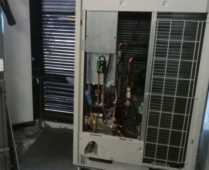 Grupo MasterCold cambios de equipos de climatización en Residencia Pons, seguimos creciendo para conseguir nuestros objetivos