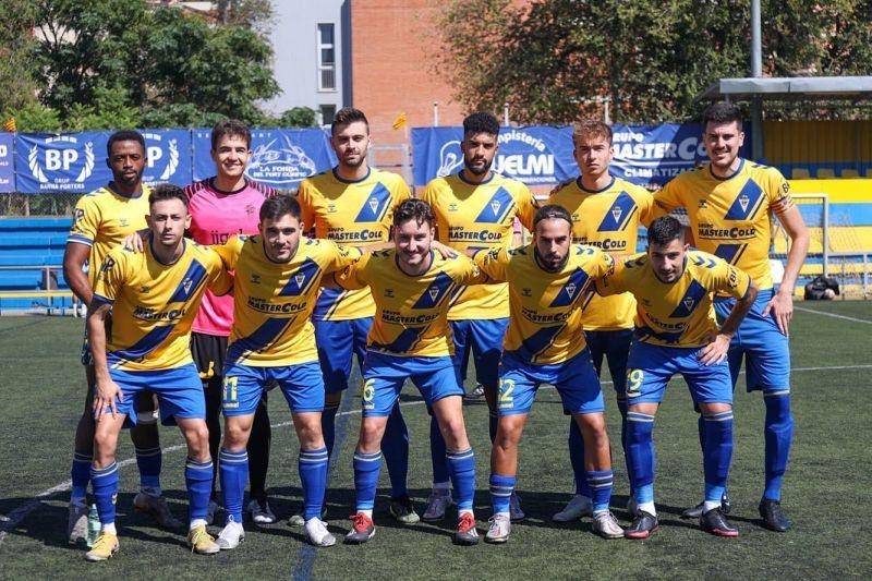 Grupo MasterCold, siempre presente con el deporte catalán. Unió Esportiva Guineueta de 3 Federación de la RFEF